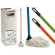 Mop 120gr mit Stick 120cm Farben 3 mal Surti