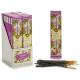 20 Stäbchen violetter Weihrauch
