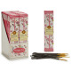 20 sticks of incense roses
