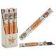 set of 6 packs 16 bars incense R. clean
