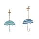 porte-parapluie, couleurs 2 fois assorti