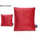 cushion 45x45 velvet Garnet