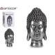 Silberharz großer Buddha-Kopf