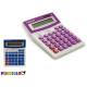 calculator grand solar 2 times assorted blue morad