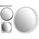 runder Spiegel 2 Farben mischen weiß / schwarz