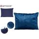 cuscino velluto blu 60x45cm