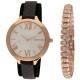 Montine watch MOX5398L49 Gift set jewelry
