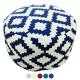 Design pouf kilim floor cushion ottoman footstool