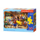 Puzzle 30 elements Snow White AND THE DWARFS