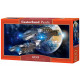 Puzzles panoramic 600 el. SPACE EXPLORATION