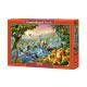 Puzzle 500 pieces Jungle River
