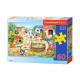 Puzzle of 60 elements: Farm