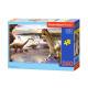 260 puzzle elemek: Diplodocus