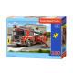 260 puzzle elemek: Fire Engine