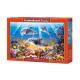 500 Puzzle elementos: Los delfines bajo el agua