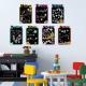 Walplus Krijtbord Decoratie Sticker - Kinder Agend