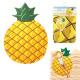 beach bed linen 150cm pineapple, 1- times assorted