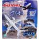 Luchthavenset 6 pcs on card