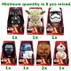 Star Wars Plusz z dźwiękiem 7 dobranych 24cm