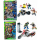 Mega Bloks Teenage Mutant Ninja Turtles Moto Atta
