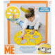 Minions Outdoor Template Fun set with sidewalk