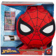 Spiderman backpack with character set 35x32cm