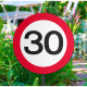 30 Year Road Sign Garden Sign