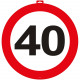 Door Sign 40 Traffic Sign 47cm