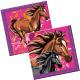 Horses Napkins - 20 pieces