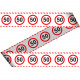 50 Years Traffic Sign Barrier Tape - 15 meters