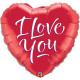 I Love You - Heart Balloon 46cm