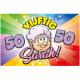 3D Sign PVC Sarah Rainbow