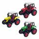 Traktor visszahúzható motorral - im Display