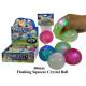 Squeezy Crystal Ball fényjelzéssel - a Display