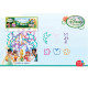 Disney Fairy Bands Serie I - im Display