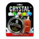 Crystals grow