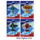 Mini kite planes