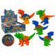 DIY Dino készlet - 21 rész - Vakcsomagok - a Dis