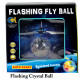 Flashing Fly Ball Crystal