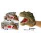 Hand doll Dino / crocodile - in the Display