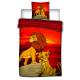 Deckbettbezüge mit Kissenbezug Der König der Löwen