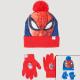 Handschoen muts Spiderman