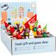 Display Figurines de Noël à pousser, 4,5x4,5x13cm
