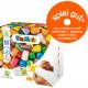 PlayMais® BASIC SMALL, 150 Teile, 1,5x1,5x3cm