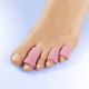 Set of 2 toe protection 15cm each