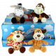 expositor 4 animales 20 cms