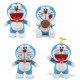 doraemon assorted 4 models t300 32 cms