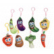 llavero funny fruits 6-9 cms surtido