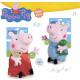 Peppa Pig & george