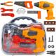 Kids Tool Set Children Repair Tools Toy Real Small